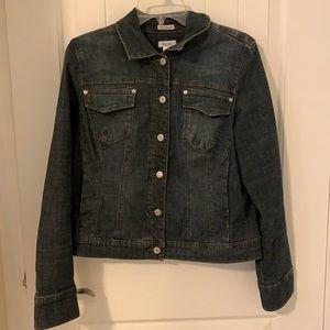 Liz Claiborne perfect denim jacket